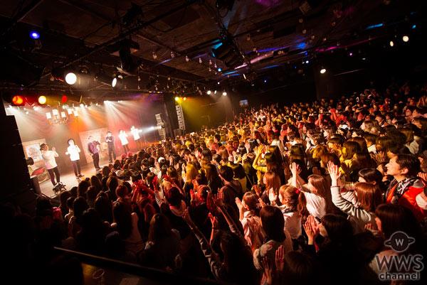 AAAの末吉秀太が初のソロイベントを開催!終始温かくファンとの一体感溢れるステージ!