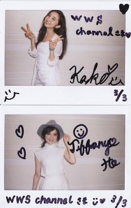 JJ専属モデル、近藤カコ、ティファニー春香にインタビュー。昨年オーディション合格の1年を振り返って。