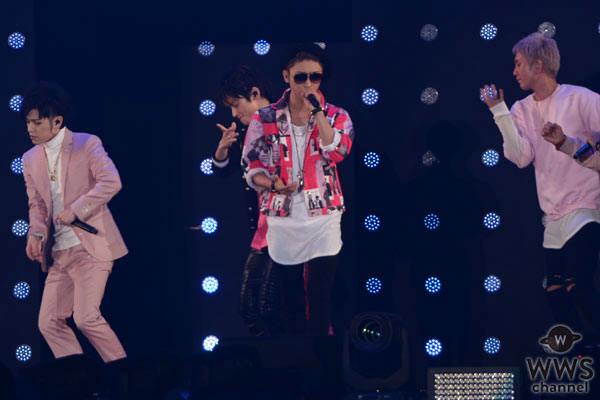 AAAが東京ガールズコレクション 2016 S/Sに登場!
