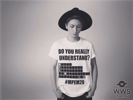 AAA 與真司郎の謎を解く? 突然発表された謎のメッセージ。Can you fill in the blanks? #MPEM20