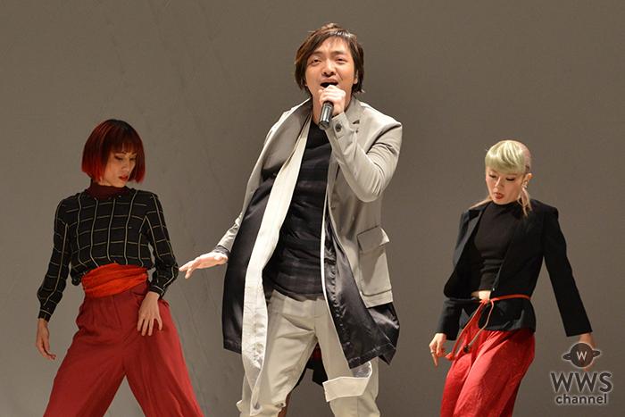 三浦大知、シングル「Cry & Fight」発売記念イベントをラゾーナ川崎で開催!
