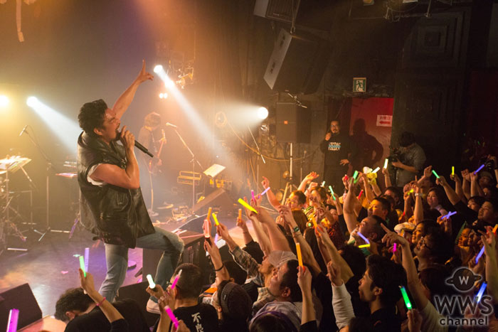 【ライブレポート】若旦那がニューアルバム『WAKADANNA 5 ~フォアグラなんていらねぇよ~』リリース記念ライブ「ノーロープ電流爆音アンコール無し90分デスマッチ」を開催!