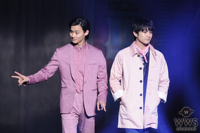 野村周平と真剣佑の映画「ちはやふる」イケメンコンビがViVi Night 2016に登場!