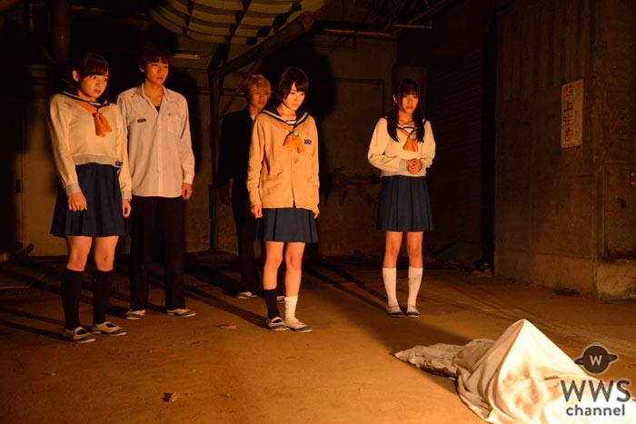 乃木坂46の生駒里奈 主演映画『コープスパーティーBook of Shadows』の出演者よりクランクインコメントが到着!