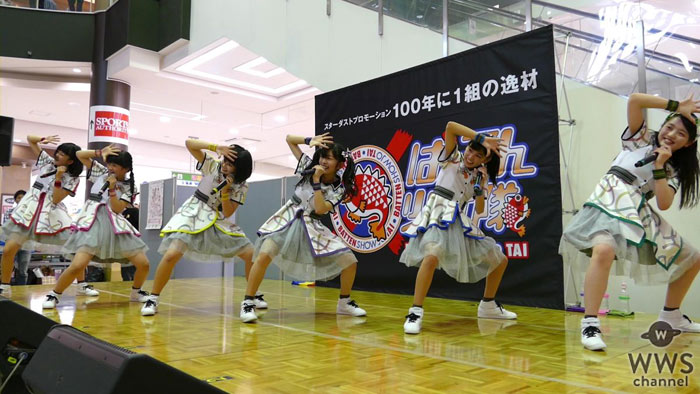 ばってん少女隊がメジャーデビューシングル『おっしょい!』の発売日の20日にリリース記念イベントを開催!