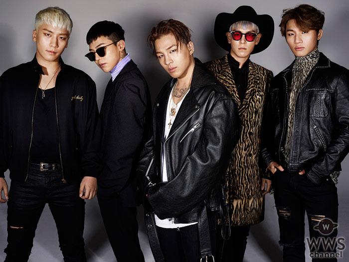 BIGBANGが7/29にデビュー10周年記念のスタジアムライブの追加公演が決定!