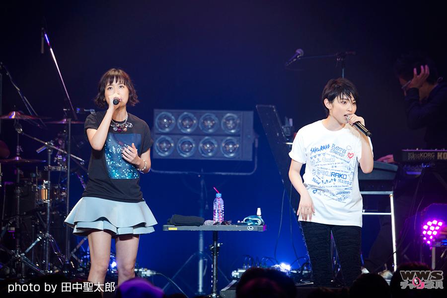 【ライブレポート】ビクターロック祭り番外編、家入レオと大原櫻子がコラボステージで3000人を魅了!