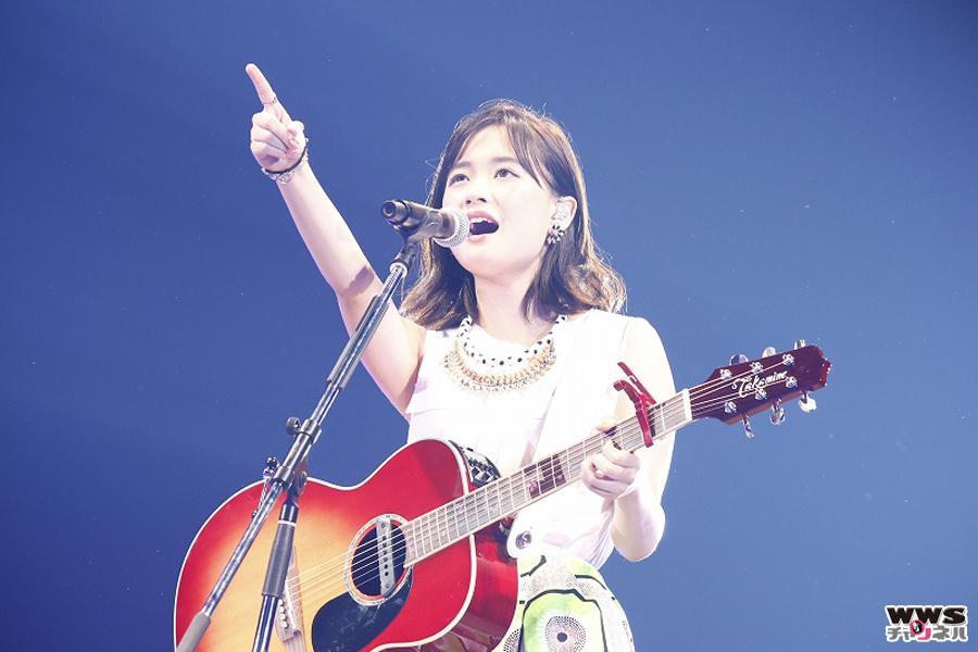 大原櫻子がJ-WAVE LIVE SUMMER JAM 2015に登場!「海の中で歌っているみたいな、神秘的な演奏」