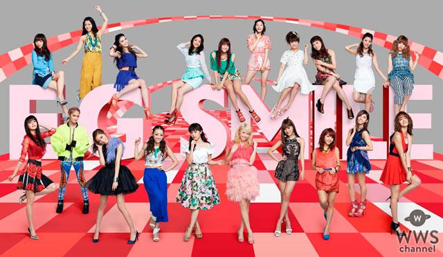 """E-girlsがこの夏を200%熱くする 2ヶ月連続 """"夏シングル""""を発売することが決定!"""