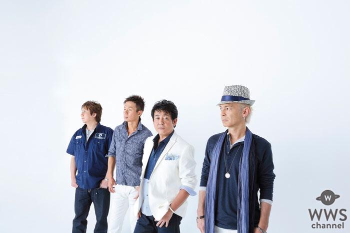 TUBEの新曲『RIDE ON SUMMER』が川口春奈出演CMのタイアップソングに決定!