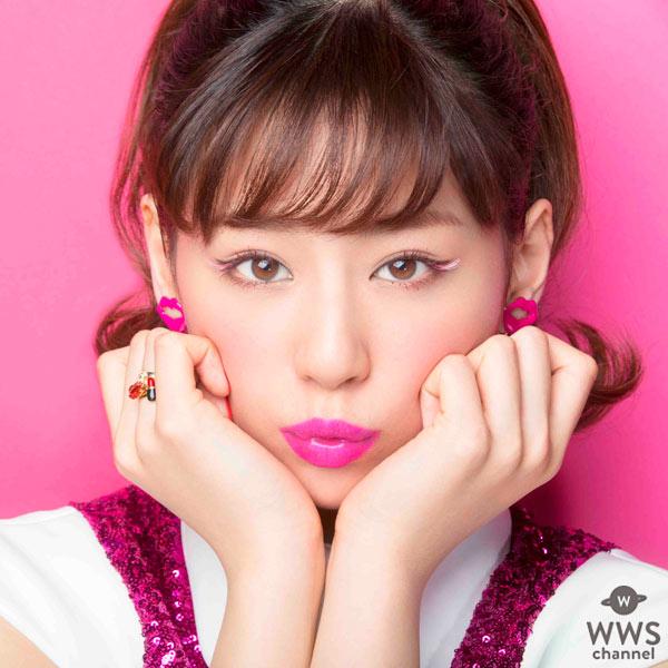 西内まりやが初の両A面シングル『Chu Chu』『HellO』のMVとジャケット写真、新ビジュアル写真も公開!