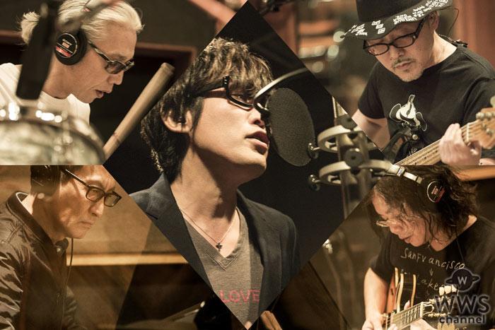 kōkuaがスガ シカオ作詞・作曲の新曲群に加え、各メンバープロデュース曲、更にはまさかのカバーまで!1stアルバム『Progress』の全貌を遂に発表!
