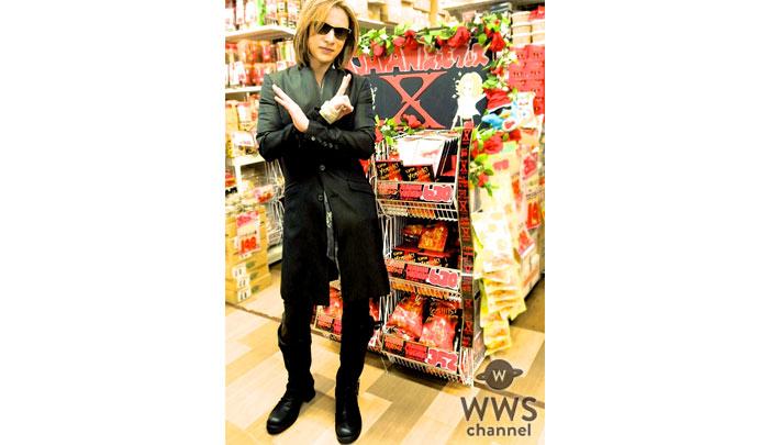 X JAPANのYOSHIKIがドンキに緊急来店!YOSHIKI伝説グッズが好評につきドン・キホーテでの取扱店舗拡大決定!