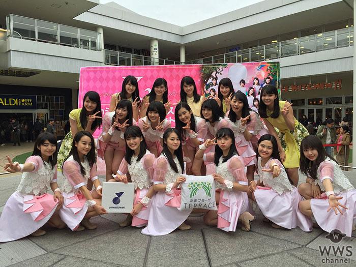 飛躍するX21!初の新メンバー加入・初の定期ライブ実施!初の3作連続ベスト10ランクイン!