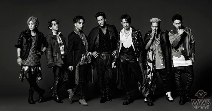 三代目JSB、4作連続アルバム首位!『THE JSB LEGACY』が発売初週で今年度最高アルバム売上を記録!