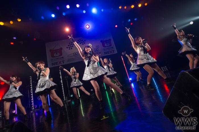 【ライブレポート】Cheeky Paradeがラジオ日本NEXTサーキットONEでエネルギッシュなステージを披露!