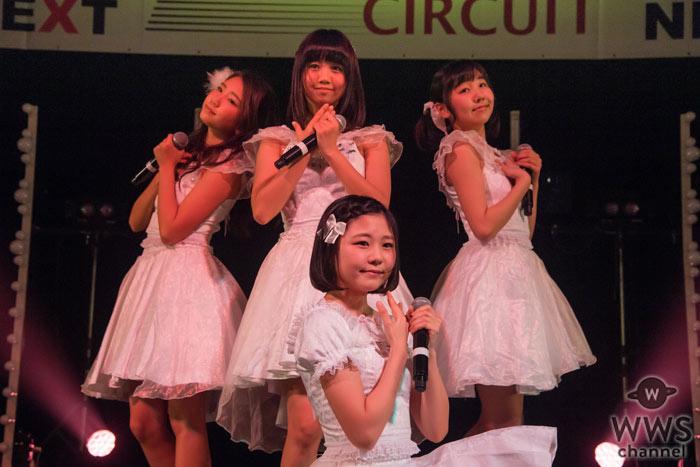【ライブレポート】つりビットがラジオ日本NEXTサーキットONEで夏江紘実とコラボステージ!