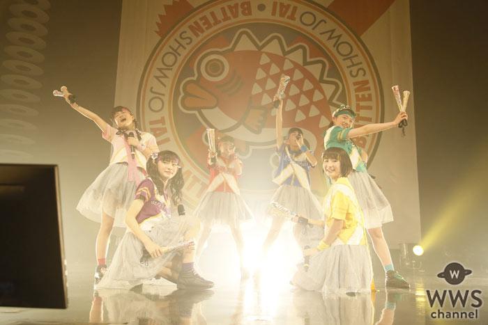 ばってん少女隊がZepp Fukuoka単独ライブ大成功!6人それぞれのソロ歌唱&春乃きいなオリジナル曲初披露!