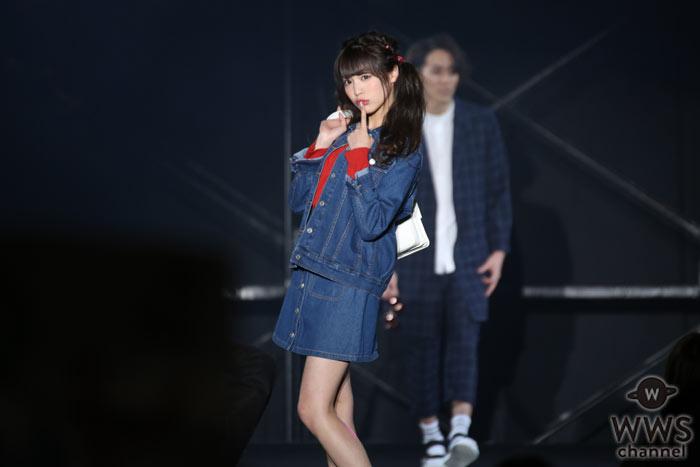 志田友美が『シンデレラフェス Vol.3』 に登場!小悪魔的な表情で女子高生達を魅了!