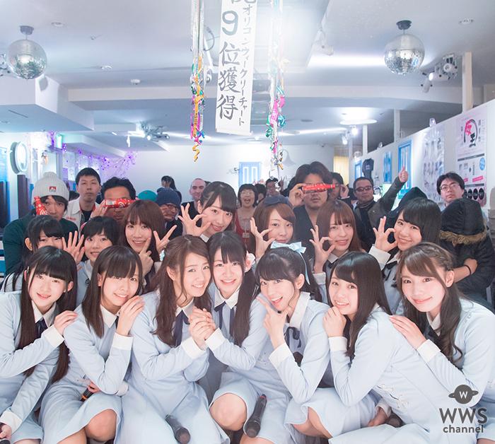 直球165キロ王道の名古屋出身アイドル「さくらシンデレラ」がオリコン9位にランクイン!