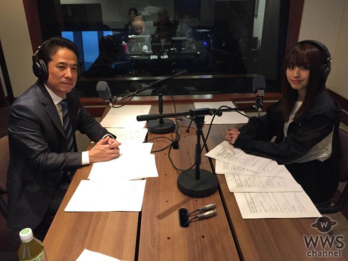 加藤友朗とSUPER☆GiRLS 荒井玲良のラジオ番組『ENGLISH JUKEBOX』が新しい英語の学習法と話題に!