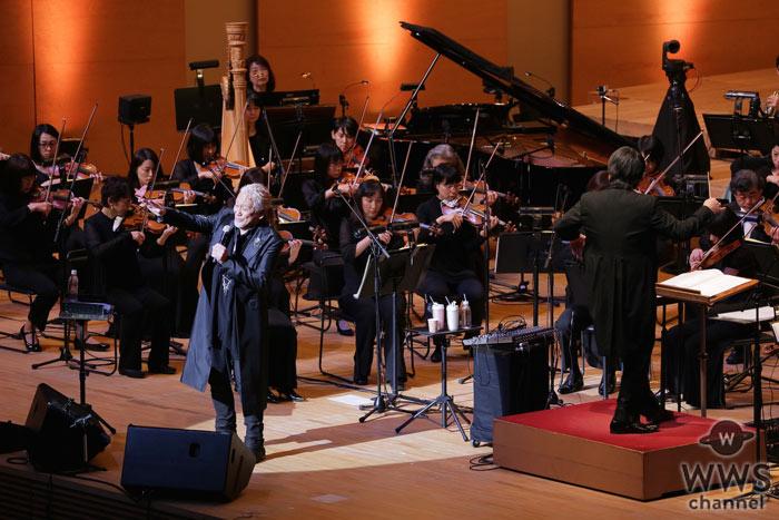 玉置浩二の待望の新しいオーケストラ公演作品が決定!~時代と国境を超越した圧倒的なスケールの舞台が実現~