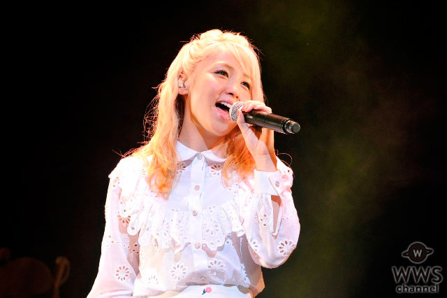 Dream Amiが映画『ズートピア』ジャパンプレミアで日本版主題歌『トライ・エヴリシング』を熱唱!