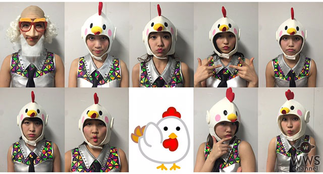 Cheeky Paradeが『Chicken Party』に改名!メンバー1名演歌デビューへ?