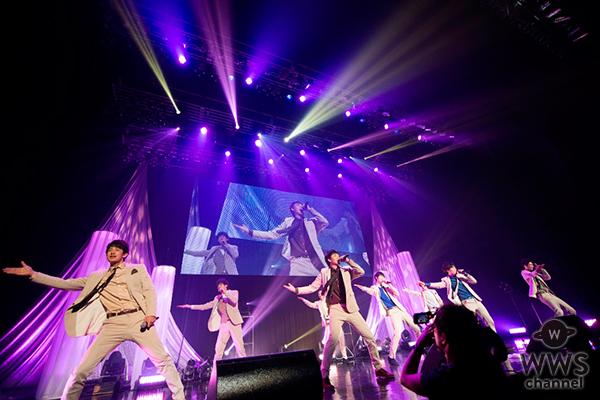 SOLIDEMOがデビュー2周年記念Zepp Divercityライブで来年は中野サンプラザ公演を発表!