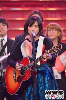 大原櫻子が第66回NHK紅白歌合戦 リハーサルに登場!