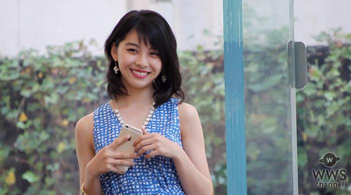 SUPER☆GiRLS田中美麗オシャレに登場!表参道アップルストアでGILTファッションショー!