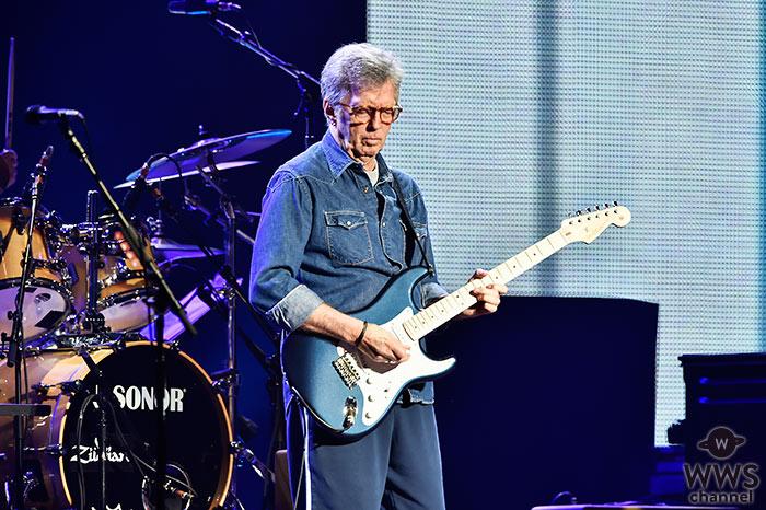 奥浜レイラが『いとしのレイラ』を聴きに日本武道館へ!Eric Clapton & His Band東京公演レポート!
