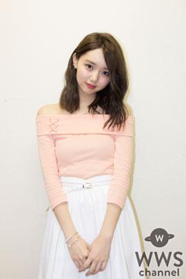 【動画】モデル・江野沢愛美にシンデレラフェス舞台裏でインタビュー!