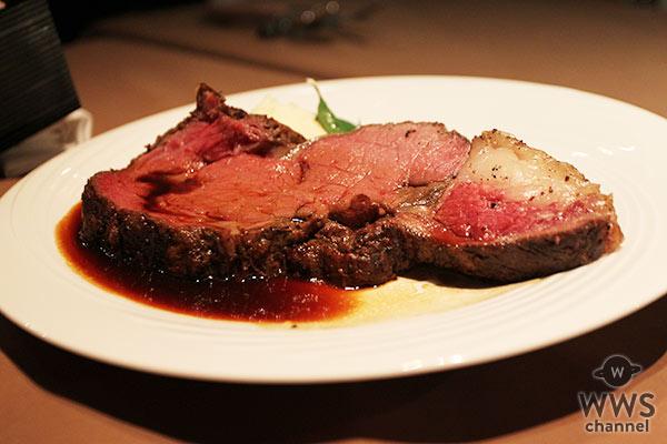 GALDOLLがローストビーフ専門店『37 Roast Beef』に来店! 「雰囲気が表参道っぽくて素敵でした!」