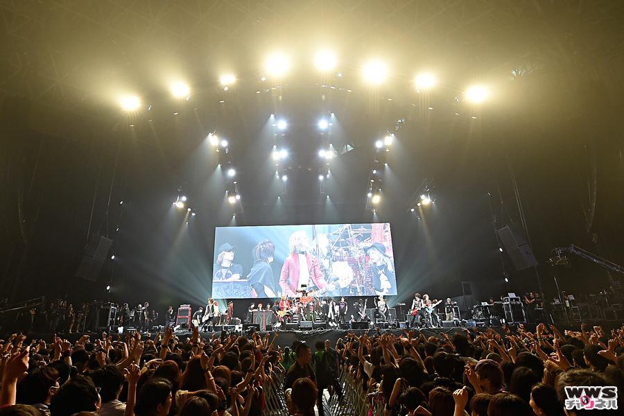 【6万人を動員】LUNA SEA主催『LUNATIC FEST.』でX JAPAN、BUCK-TICK、GLAYなど豪華共演!史上最狂のロックフェス閉幕!