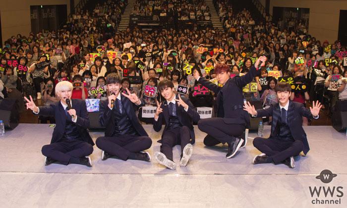 Boys Republicが『Royal Memorial Ceremony Vol.0~春の心~』を開催!初の日本ツアーが7月に開催決定!