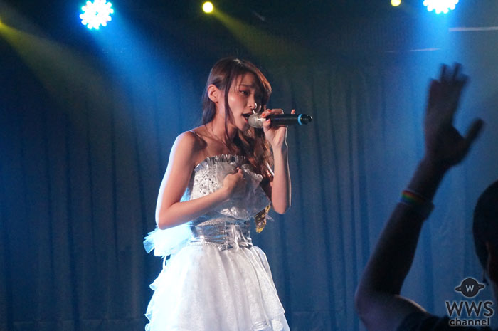 【ライブレポート】100%の台湾と763の日開催決定!アイドルシンガー滝口成美が初の海外公演!