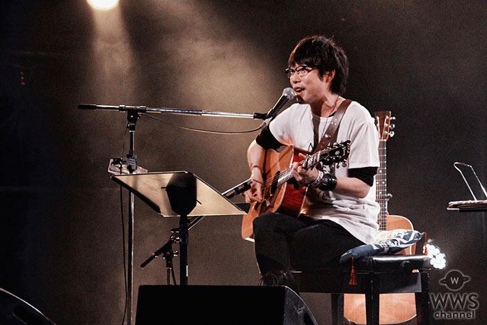 高橋 優が MTV 伝統のステージに挑む 「MTV Unplugged: Yu Takahashi」7/20に収録!