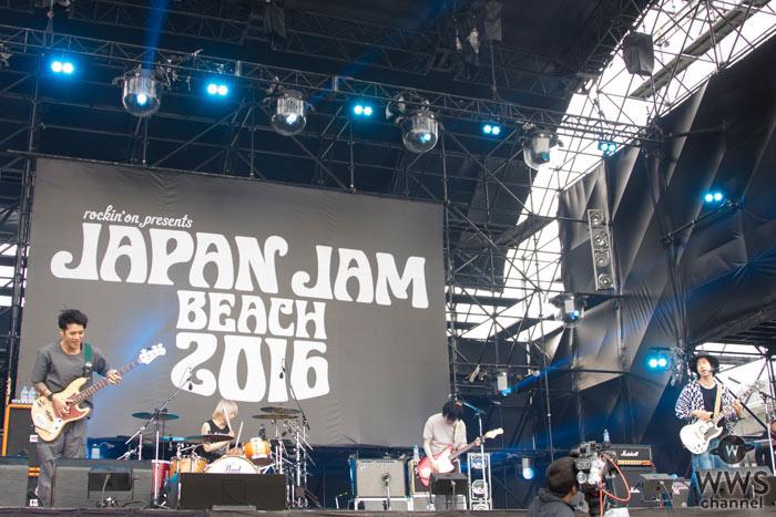 【ライブレポート】ストレイテナーがJAPAN JAM BEACH 2016に登場!幕張海浜公園に『シーグラス』が響き渡る!