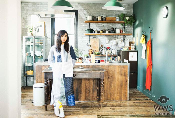 藤原さくら × Afternoon Teaのコラボ!ミネストローネ『Soup』が全国15箇所にて期間限定販売決定!