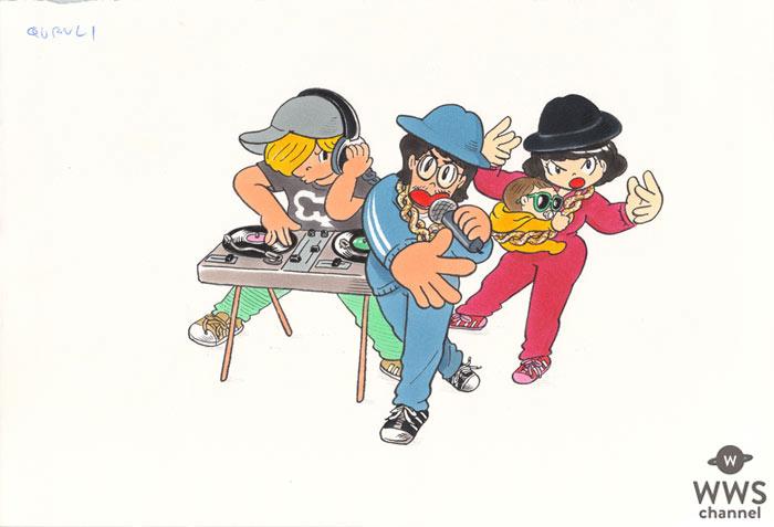 くるりが新曲『琥珀色の街、上海蟹の朝』などを収録した6曲入りEP盤を7/6にリリース!