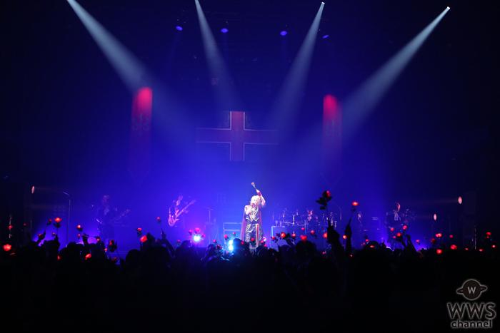 KAMIJOが熱狂のツアーファイナル@赤坂BLITZを終了!そして早くもワールドツアーを発表!