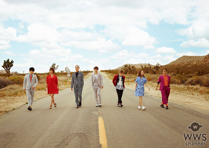 AAAが6/8発売のシングル『NEW』(ニュー)のジャケット写真&Music Videoを公開!