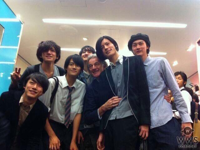 SOLIDEMOの山口智也がメンズノンノ専属モデル卒業を発表!デビュー当時の坂口健太郎、柳俊太郎らとの写真を公開!