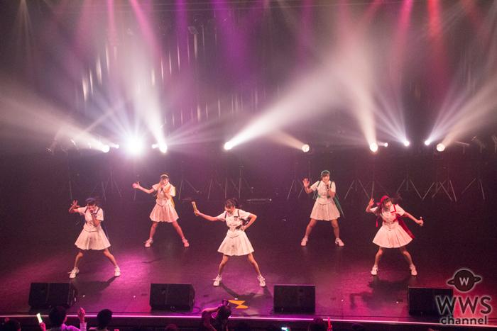【ライブ写真】ぷちぱすぽ☆がIDOL CONTENT EXPOのトップバッターで登場!