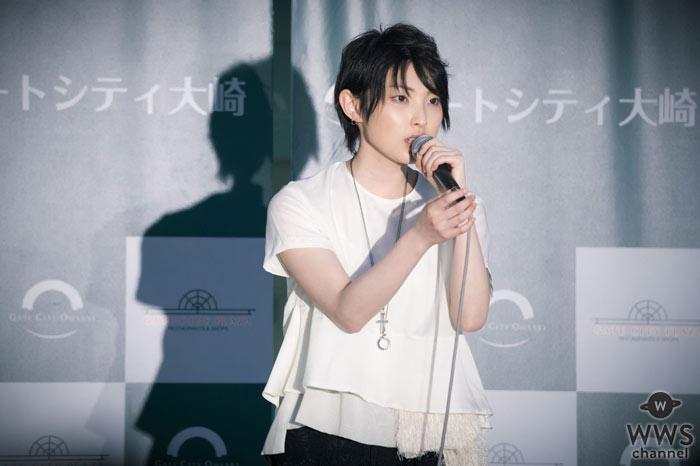 家入レオが『僕たちの未来』の発売記念に東京では1年3か月ぶりのフリーイベント開催で約1,800人を魅了!