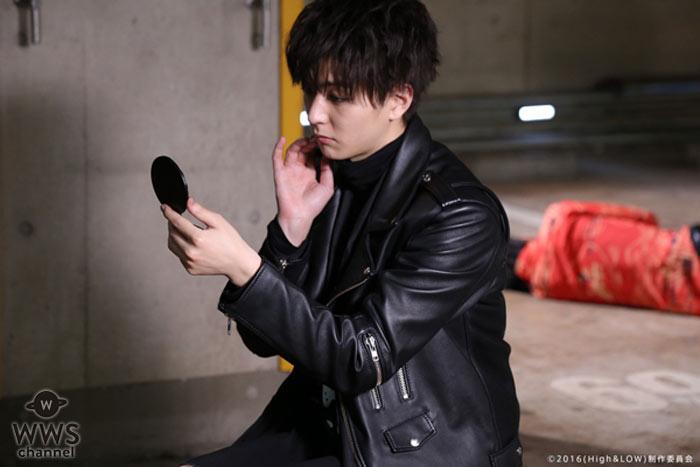 稲葉友がドラマ『HiGH&LOW Season2』で初のオカマ役に挑戦!「性別を凌駕した凶暴性と高い美意識が共存した役」