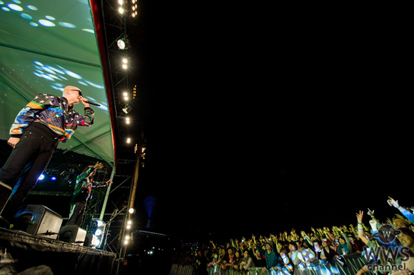 【ライブレポート】RHYMESTERが自身のフェス「人間交差点2016」を大トリで締めくくる。