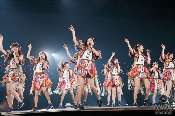 指原莉乃 団長の傑作!『HKT48春のライブツアー~サシコ・ド・ソレイユ 2016~ スペシャル DVD&Blu-ray BOX』の商品詳細発表!