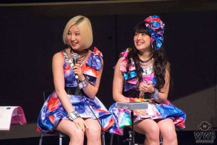 Cheeky Paradeの山本真凛と鈴木真梨耶がイノフェスで「ライブアイドルの今とこれから」について語る!